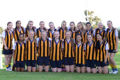 Senior School Sport - 2016 - AFL