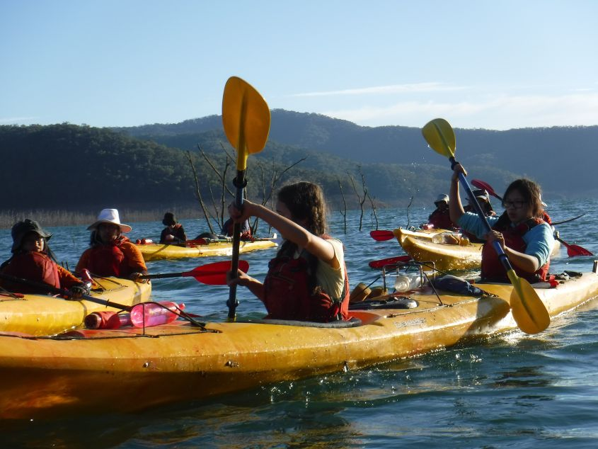 Senior School - Outdoor Ed - Camps 1 - 2016